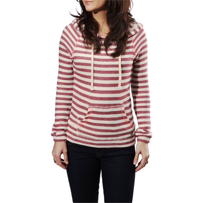 Billabong - Real Love Pullover Hoodie - Women's