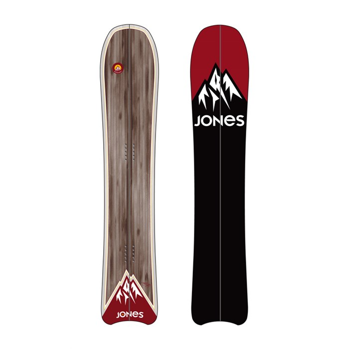 Jones - Hovercraft Splitboard - Blem 2012