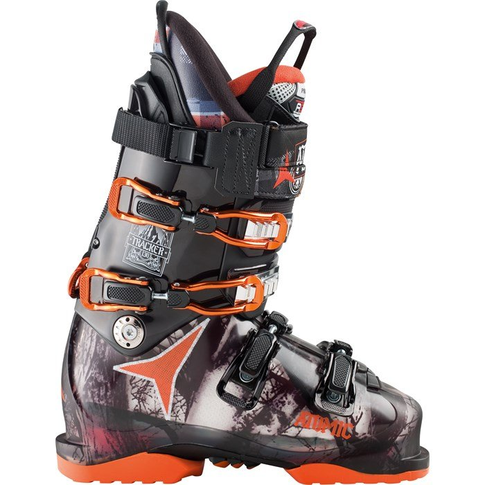 Atomic - Tracker 130 Alpine Touring Ski Boots 2012