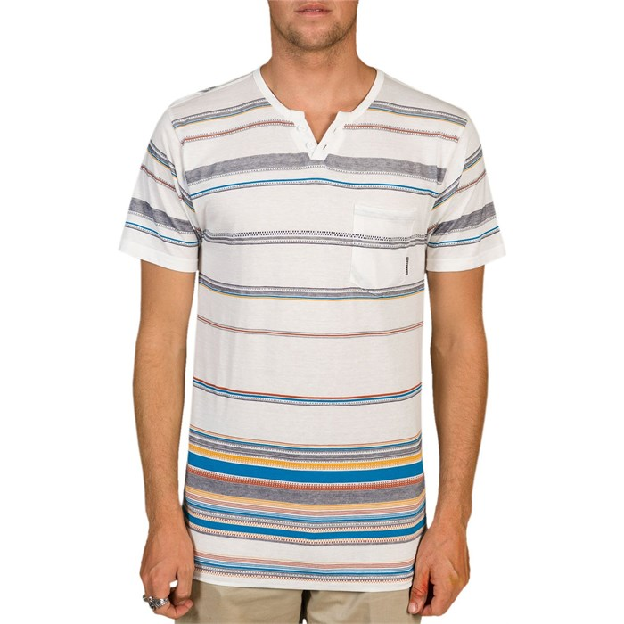 Billabong - Hazard V-Neck Henley Shirt