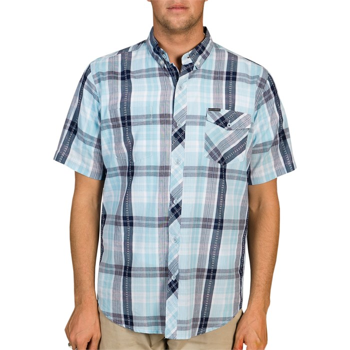 Billabong - Dublin Short-Sleeve Button-Down Shirt