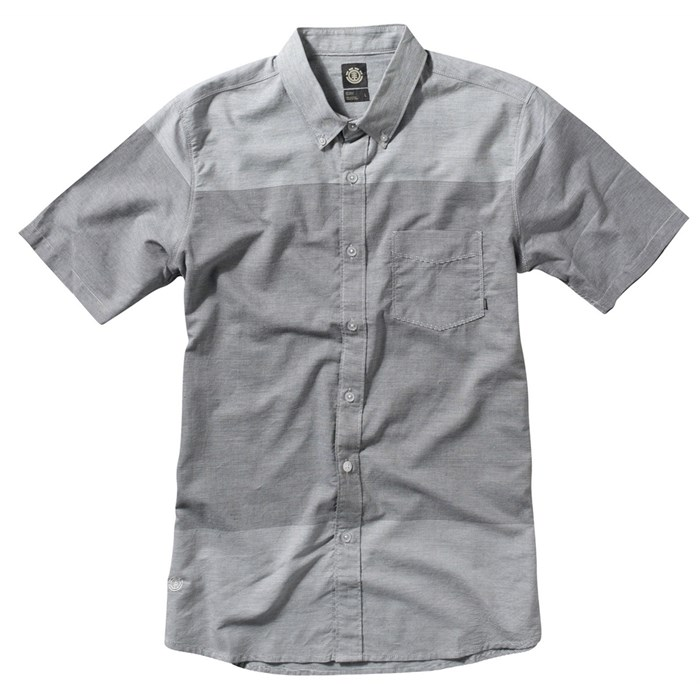Element - Alexander Short-Sleeve Button-Down Shirt
