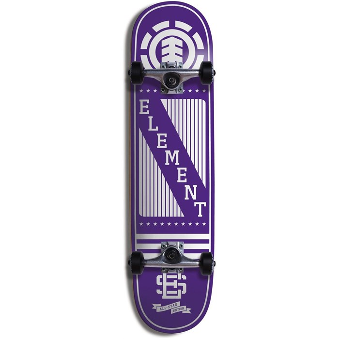 Element - Varsity Logo Skateboard Complete