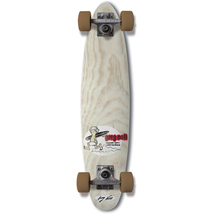 Element - Da Bun Board Longboard Cruiser Complete