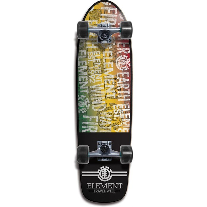 Element - Jammin Hog Skateboard Complete
