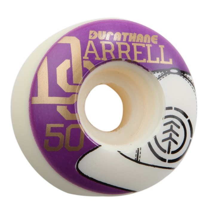 Element - Darrell Letters Skateboard Wheels