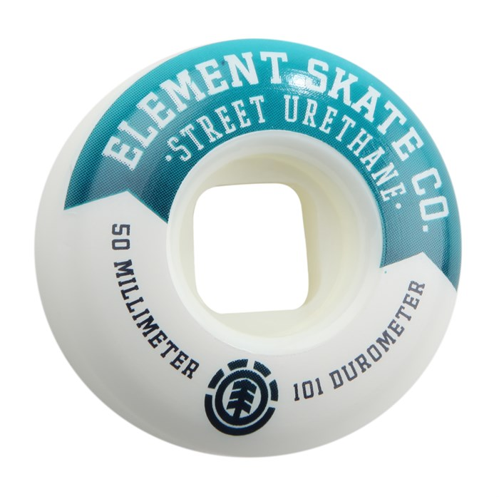 Element - Street Peak Skateboard Wheels