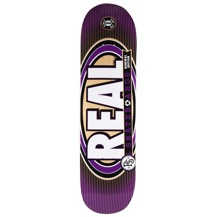 Real - Renewal Skateboard Deck