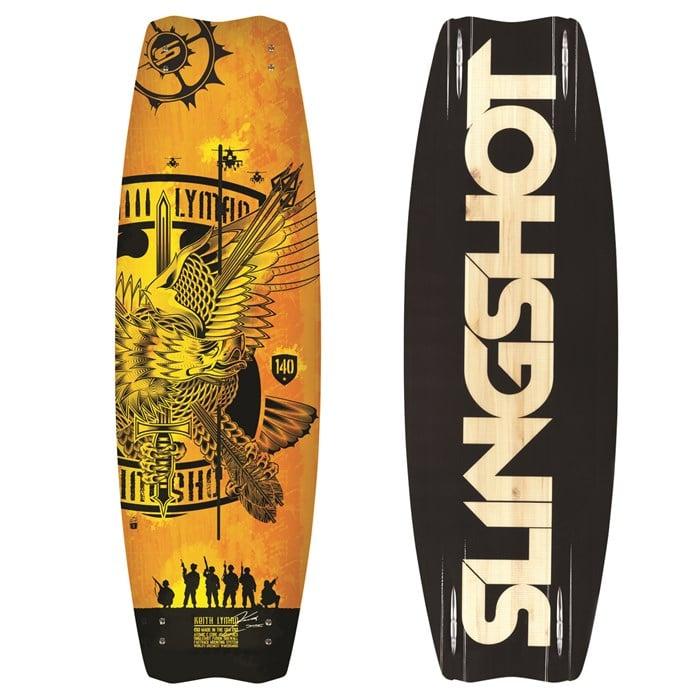Slingshot - Lyman Wakeboard 2013