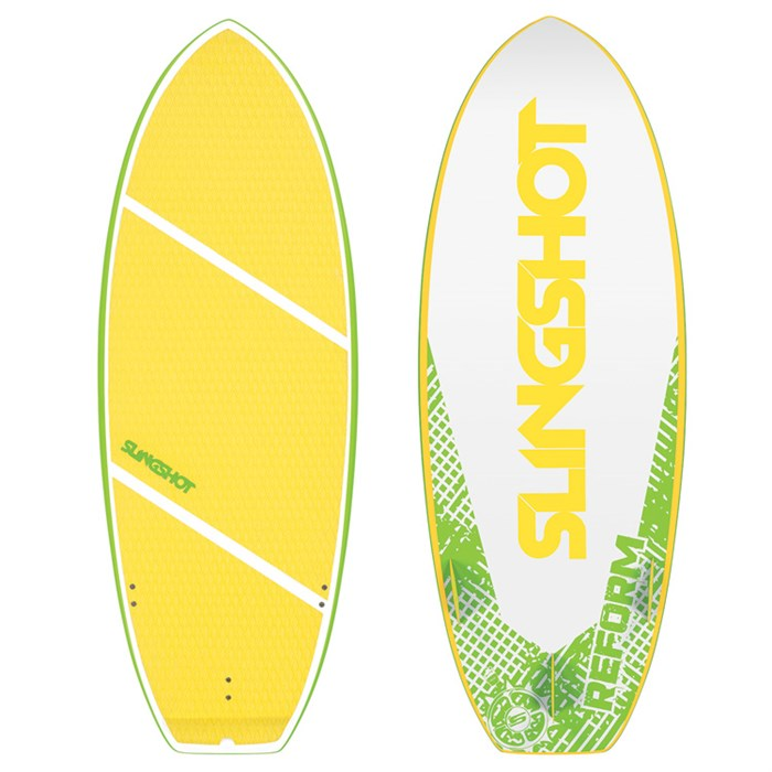 Slingshot - Reform Wakesurf Board 2013