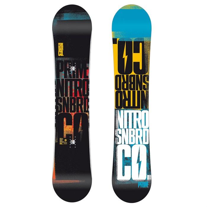 Nitro - Prime Propaganda Wide Snowboard 2012