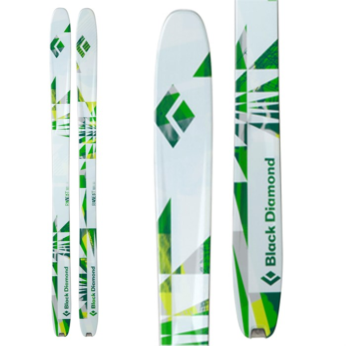 Black Diamond - Revert Skis 2013