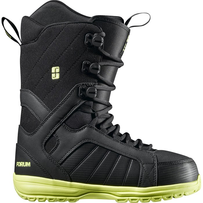 Forum - Forum Fastplant Snowboard Boots - Demo 2013