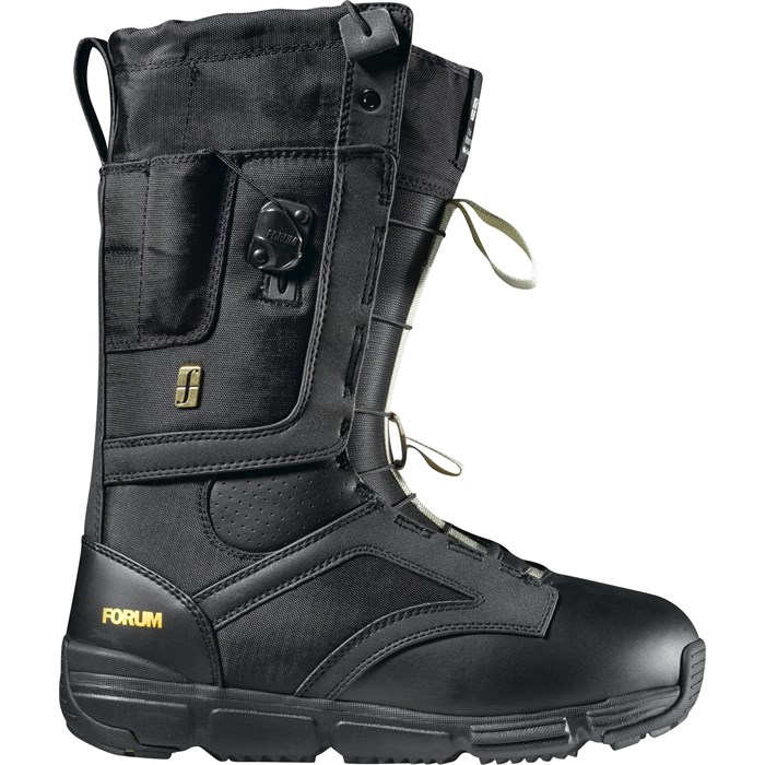 Forum - Booter Snowboard Boots - Demo 2013