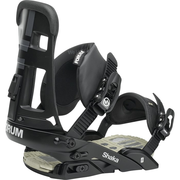 Forum - Shaka Snowboard Bindings - Demo 2013