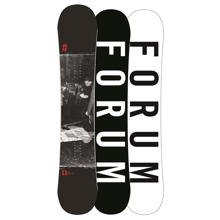 Forum - Destroyer Snowboard - Demo 2013