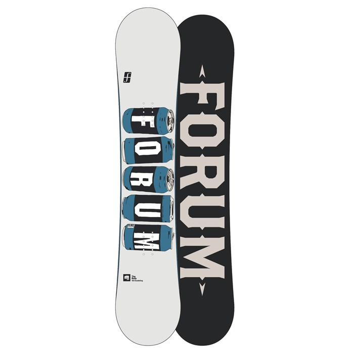 Forum - Bully Snowboard - Demo 2013