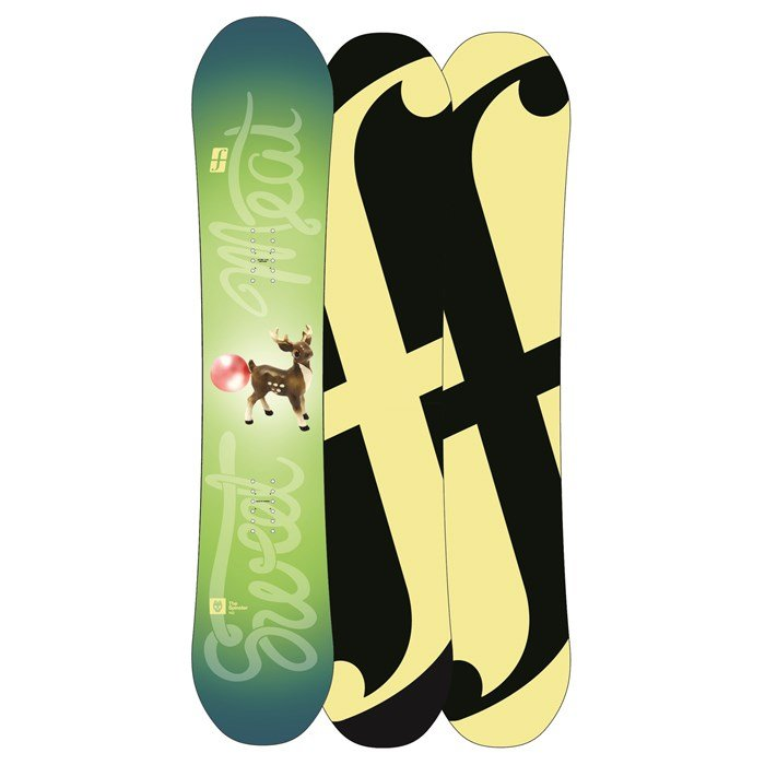Forum - Spinster Snowboard - Women's - Demo 2013