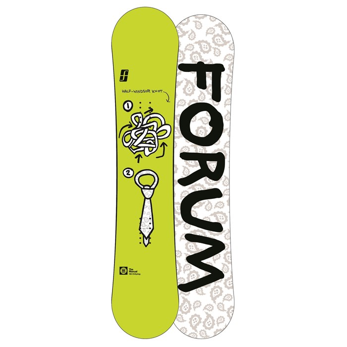 Forum - Mini Manual Snowboard - Youth - Demo 2013