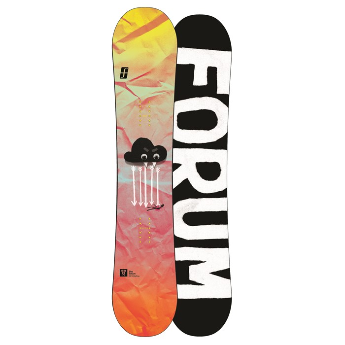 Forum - Sauce Snowboard - Women's - Demo 2013