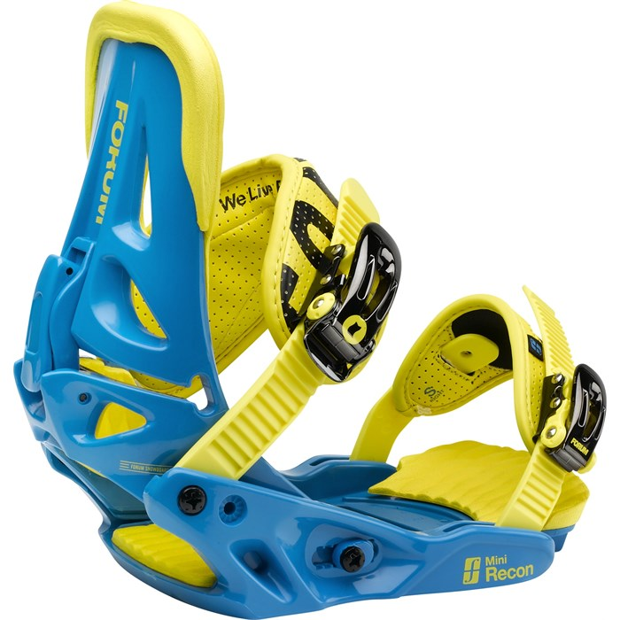 Forum - Mini Recon Snowboard Bindings - Youth - Demo 2013