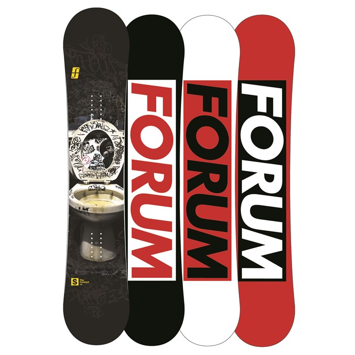 Forum - Contract Snowboard - Blem 2013