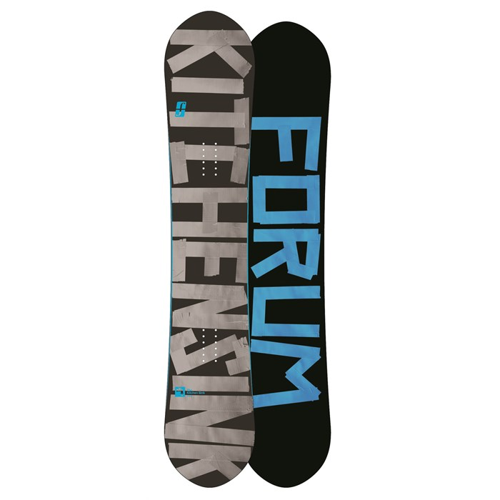 Forum - Kitchen Sink Snowboard - Blem 2013
