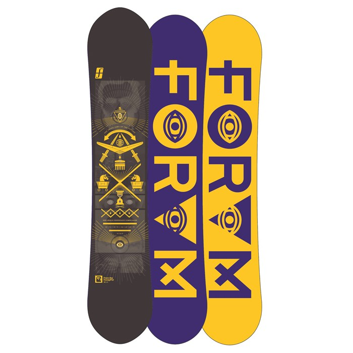 Forum - Honey Pot Snowboard - Blem 2013