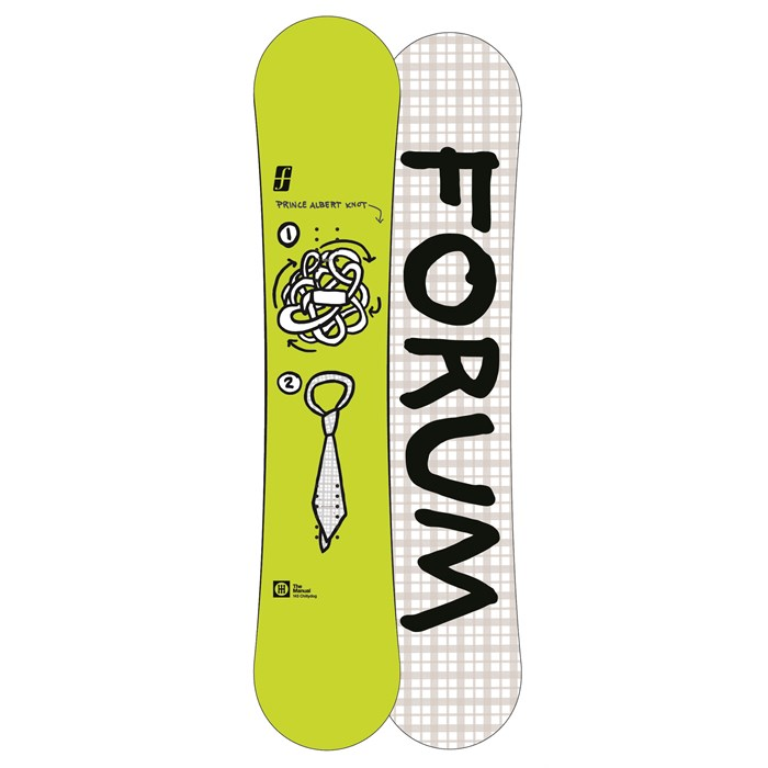 Forum - Mini Manual Snowboard - Youth - Blem 2013
