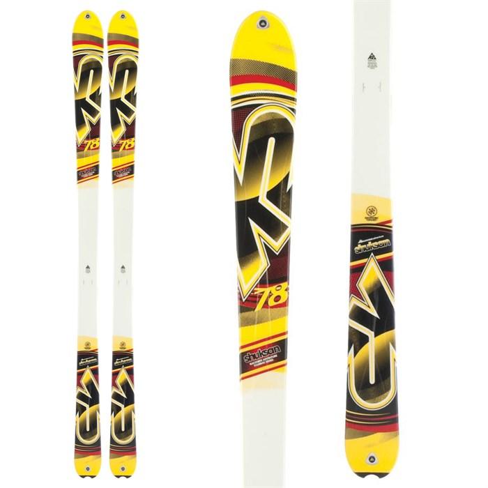 K2 - Shuksan Skis 2012