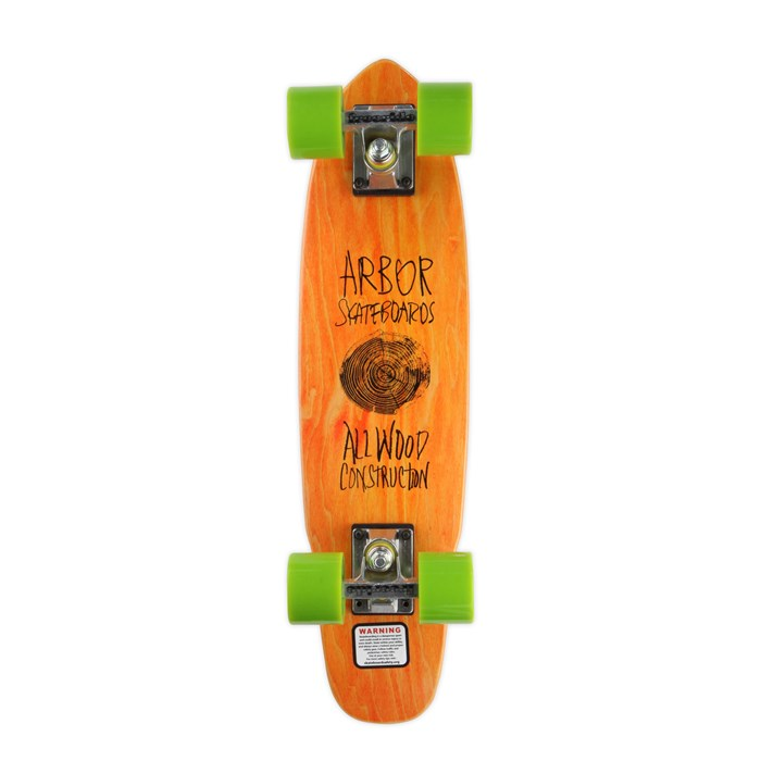 Arbor - Woody Skateboard Complete