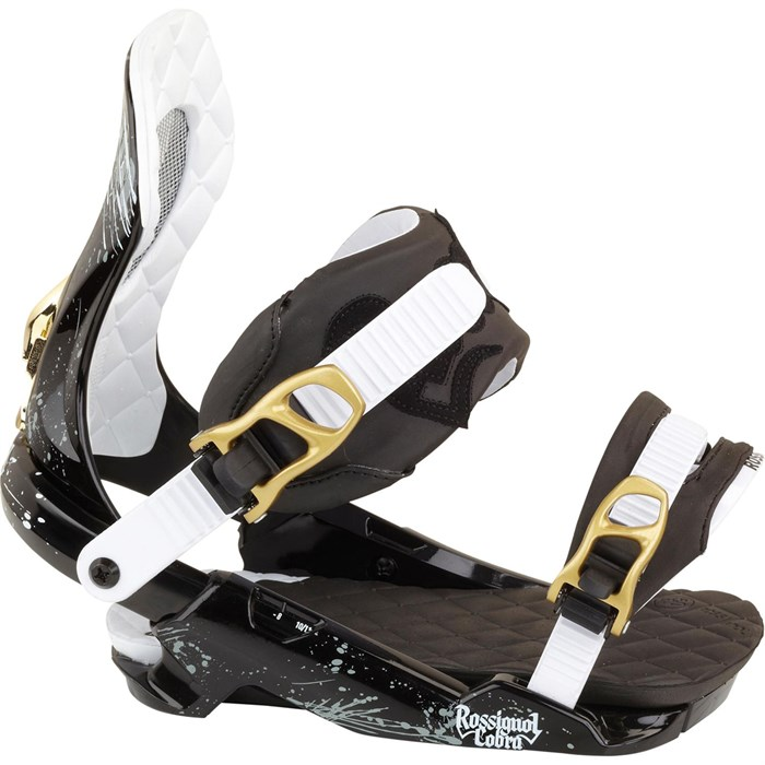 Rossignol - Cobra Snowboard Bindings - Demo 2012