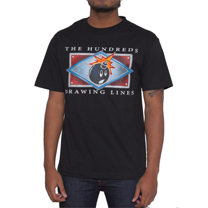 The Hundreds - Name Plate T-Shirt