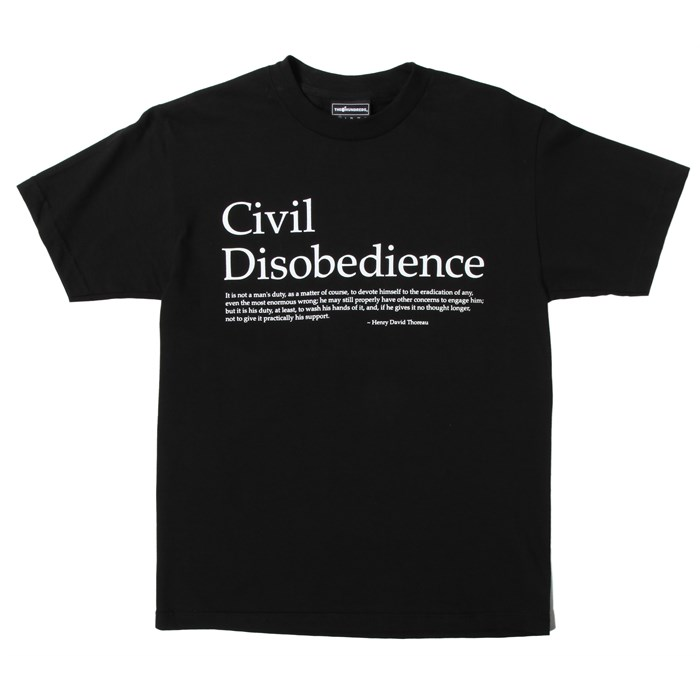The Hundreds - Disobedience T-Shirt