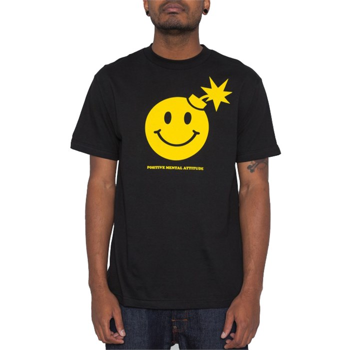 The Hundreds - PMA Smiley T Shirt