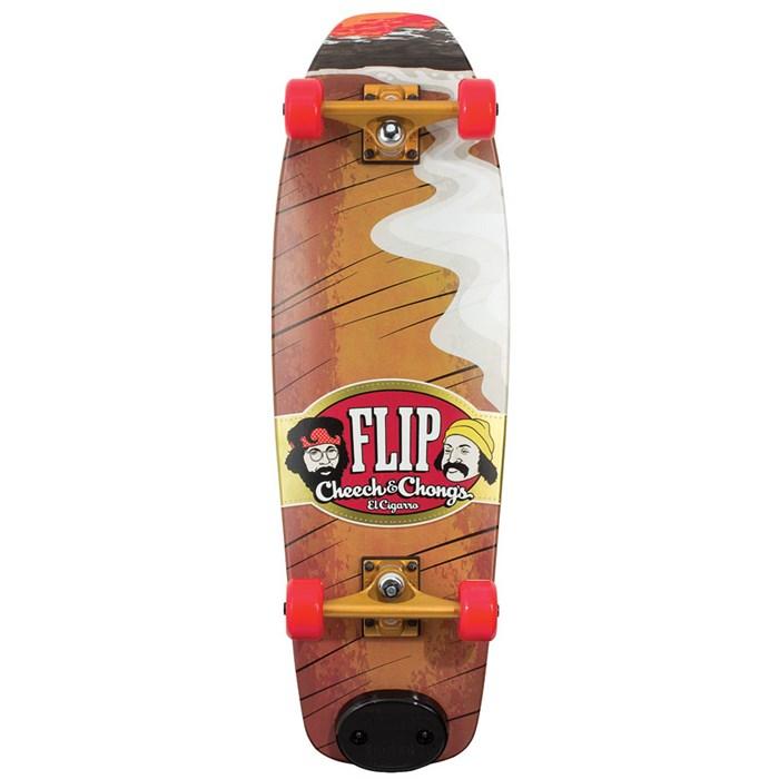 Flip - El Cigarro Longboard Complete