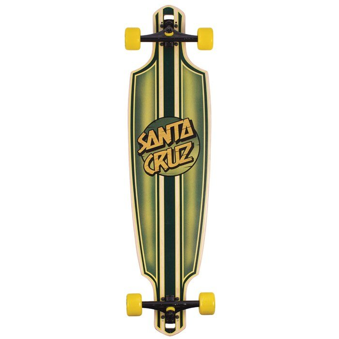 Santa Cruz - Squire Drop Through Longboard Complete