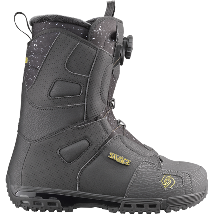 Salomon - Savage Boa Snowboard Boots 2012