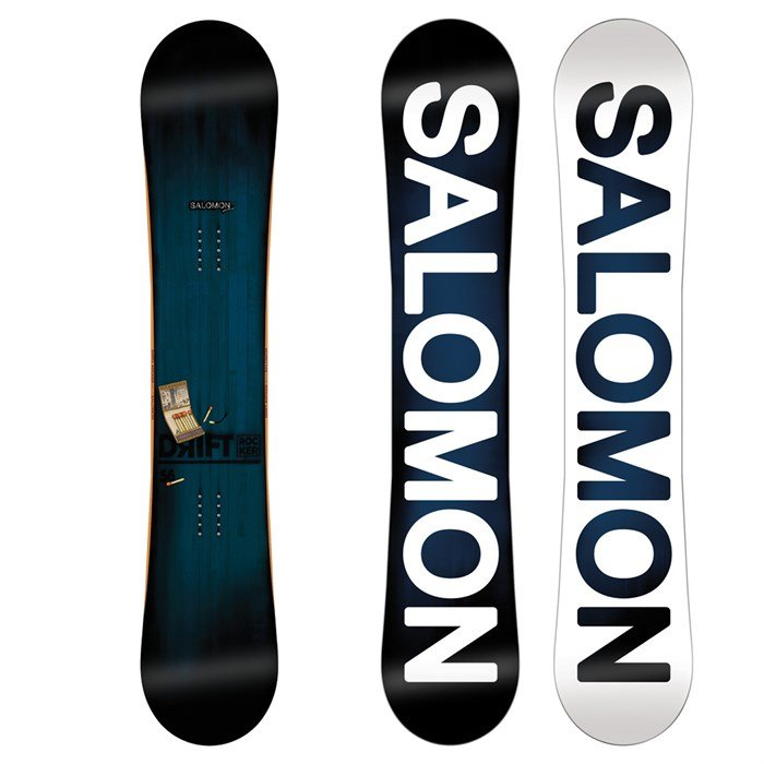 Salomon - Drift Rocker Rental Snowboard 2012