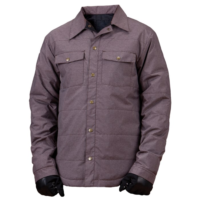 Bonfire - PDX Button Down Shirt