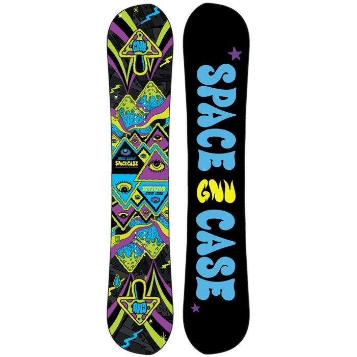 GNU - Forest Spaceout PTX Snowboard - Blem 2013