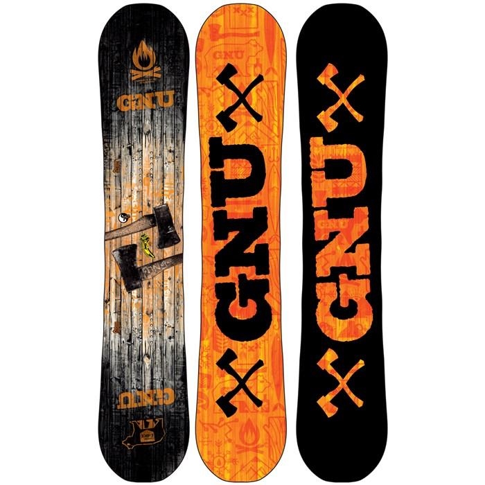 GNU - Riders Choice C2PBTX Snowboard - Blem 2013