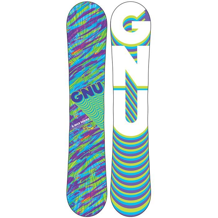 GNU - B-Nice BTX (MJW) Snowboard - Blem - Women's 2013