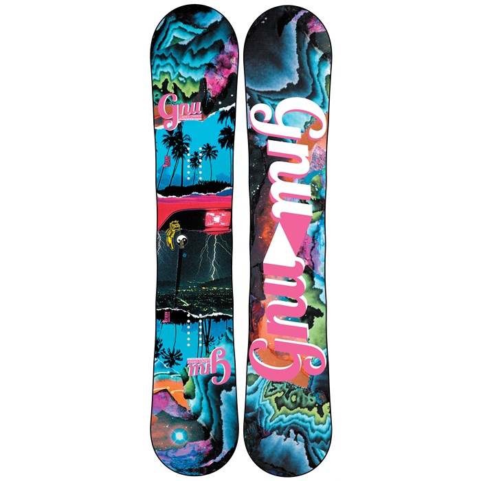 GNU - Ladies Choice C2PBTX Snowboard - Blem - Women's 2013