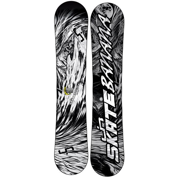 Lib Tech - Skate Banana BTX Wide Snowboard - Blem 2013