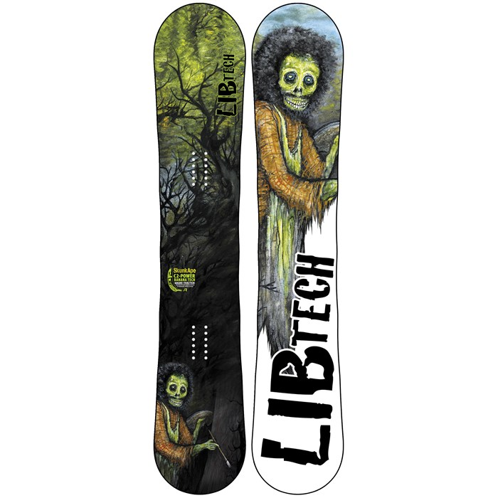 Lib Tech - Skunk Ape C2BTX Wide Snowboard - Blem 2013