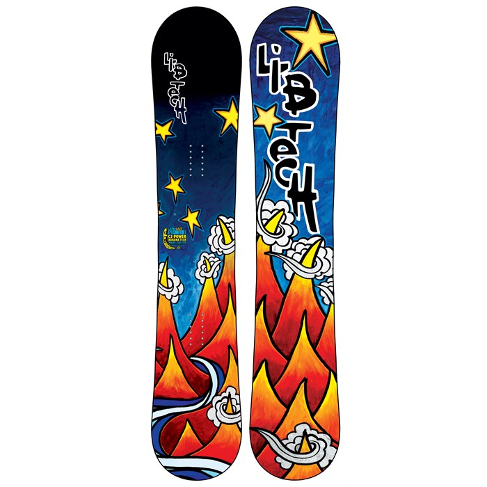 Lib Tech - Phoenix Lando C2BTX Wide Snowboard - Blem 2013