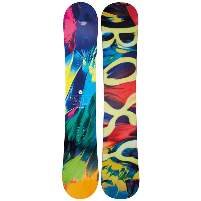 Roxy - Smoothie EC2BTX Snowboard - Blem - Women's 2013