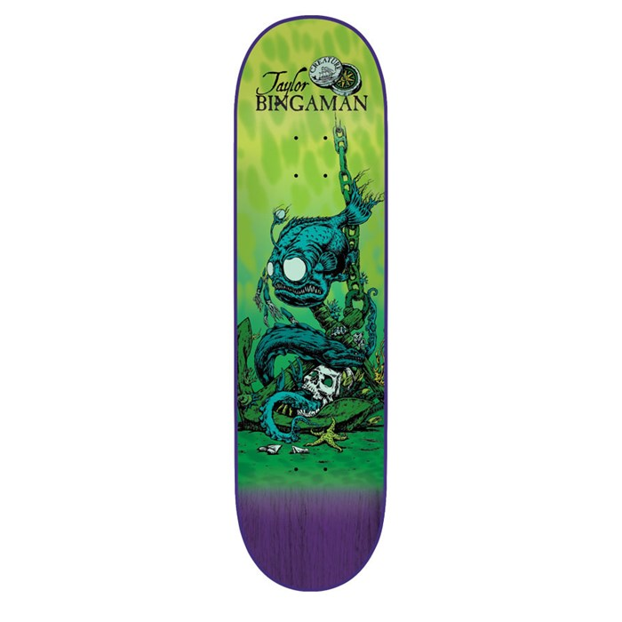 Creature - Bingaman Cove Powerply Skateboard Deck