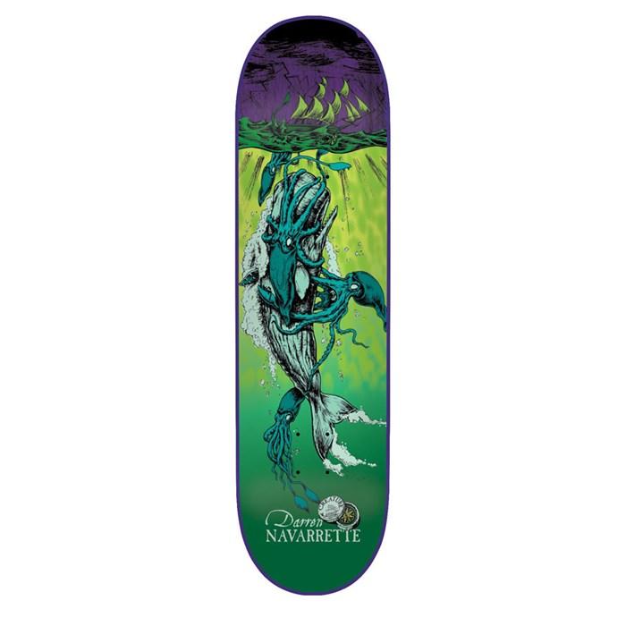 Creature Navarrette Cove Powerply Skateboard Deck   evo